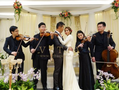 Shaiful & Fadilah's Wedding at Raffles Country Club