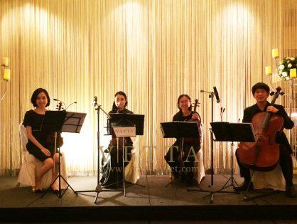 Yu Yu's Wedding at Mandarin Oriental