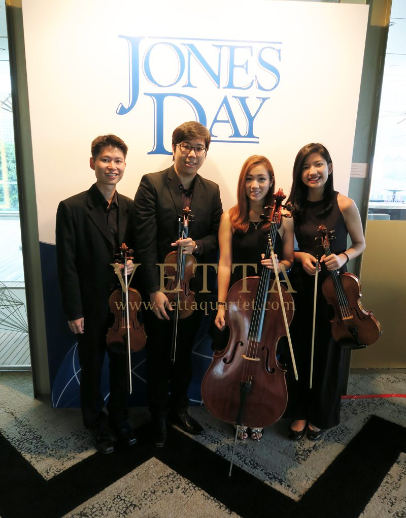 Singapore Academy of Law - Jones Day at Aura Sky Lounge, National Gallery Singapore