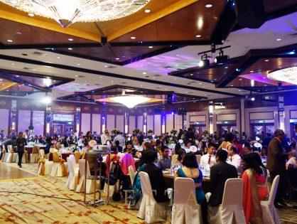 Sunil's Wedding at Raffles City Convention Centre