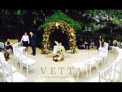 Boon Choon & Sherilyn's Wedding at Hortpark