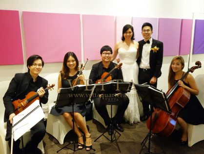 Tze Chuan's Wedding at Faber Peak