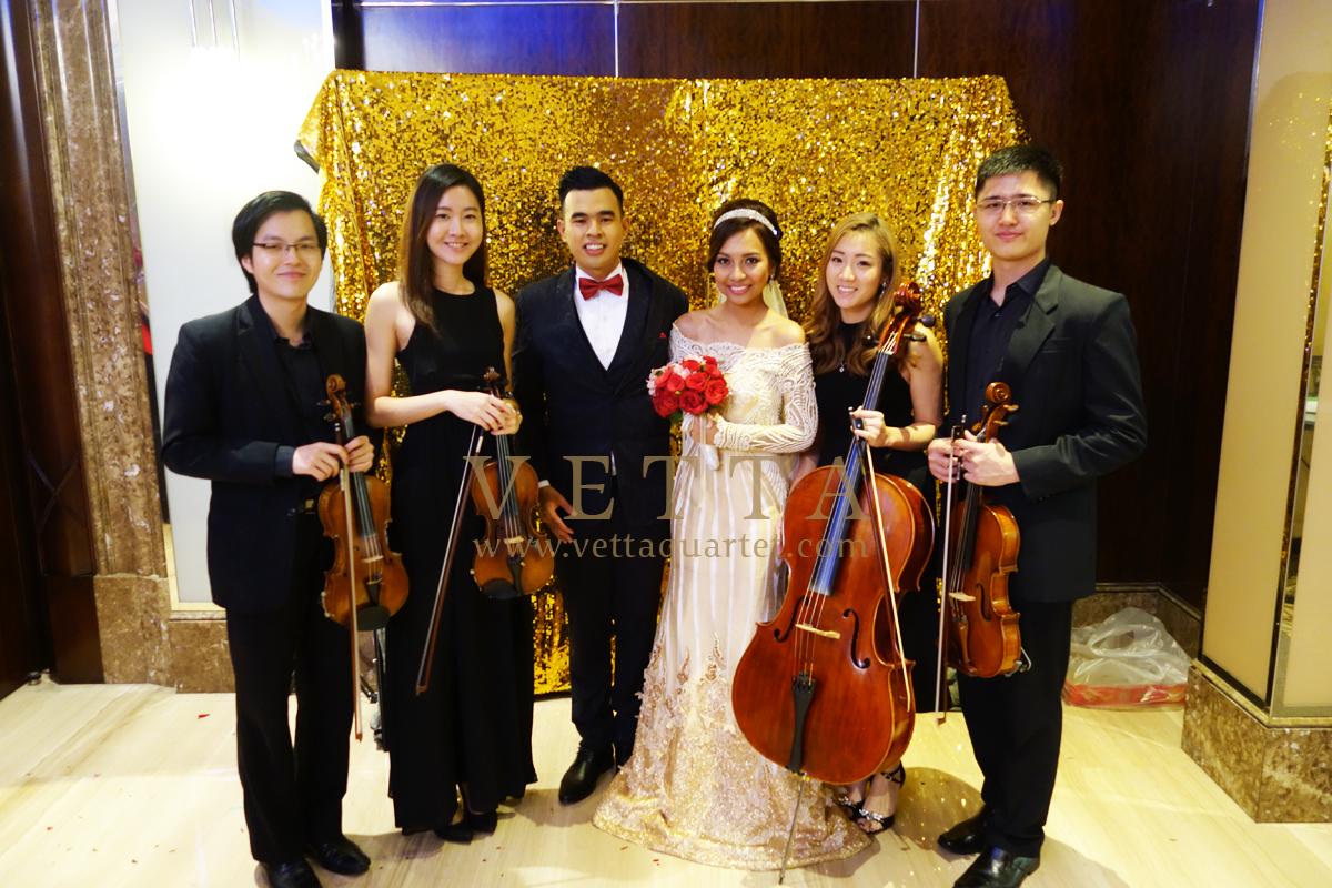 Daniaal's Wedding at Holiday Inn Orchard