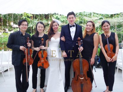 Anning's Wedding at One Rochester
