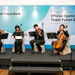 Official Opening of Taipei Fubon Bank Singapore Branch at Fullerton Hotel