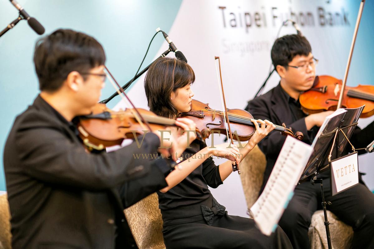 fficial Opening of Taipei Fubon Bank Singapore Branch at Fullerton Hotel