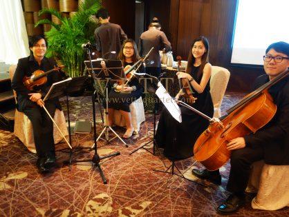 Fabian's Wedding at Marina Mandarin Hotel