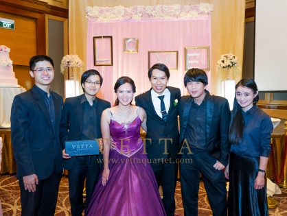 Marcus & Charmaine's Wedding at Sheraton Hotel