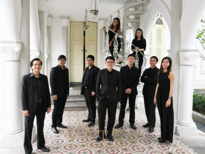 String Orchestra for Enrico & Anjolene Wedding at CHIJMES