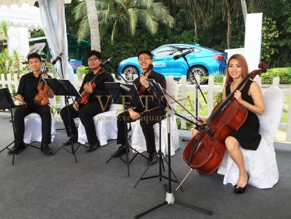 Singapore Polo Club Event at Tanjong Beach Club