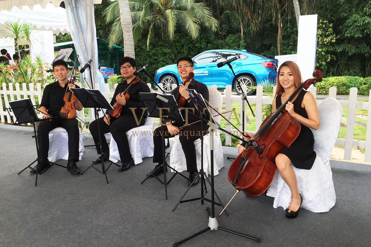 Singapore Polo Club Event at Tanjong Beach Club