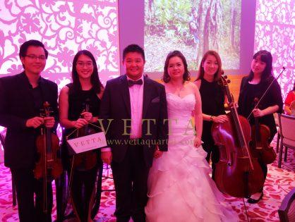 Wedding at Grand Hyatt