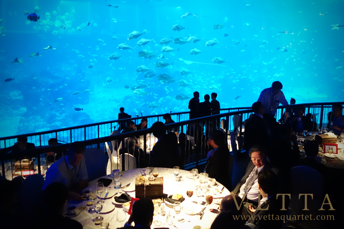 Urological Association of Asia Congress at SEA Aquarium