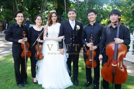 Wedding at Alkaff Mansion