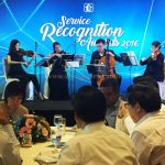 HDB Service Recognition Awards 2016 at Grand Copthorne Hotel