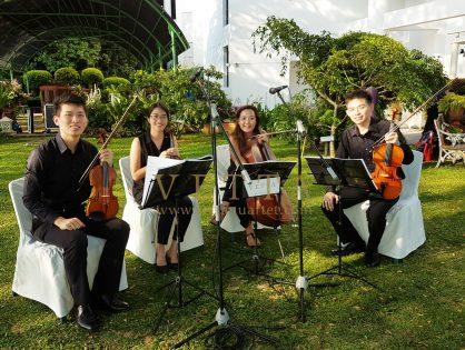 Lyn's Wedding at Shangri-La Rasa Sentosa