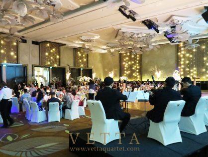 Kahwei & Linda's Wedding at W Hotel