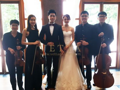 Joshua & Eunice's Wedding at Sofitel Sentosa