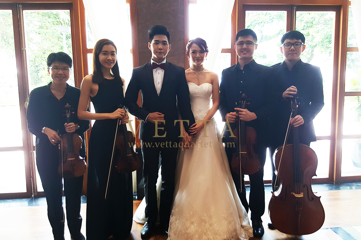 Joshua & Eunice's Wedding at Sofitel Sentosa