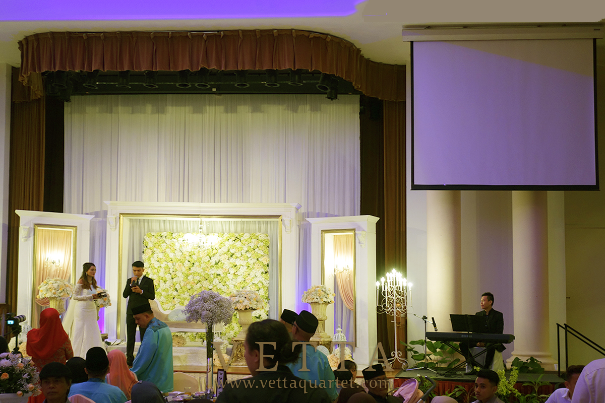 Rauda's Wedding at Orchid Country Club