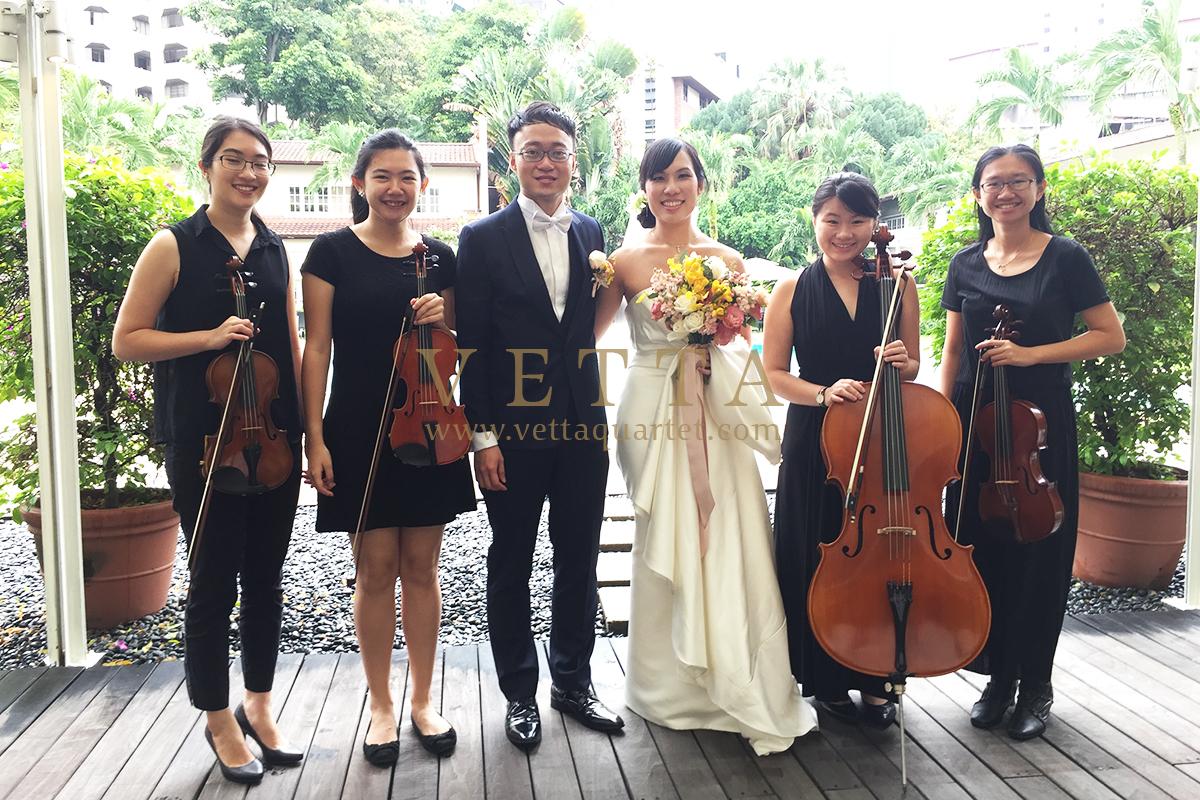Emma's Wedding at Goodwood Park Hotel