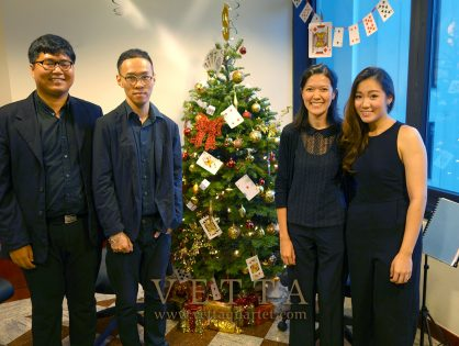 Servcorp Corporate Event at Marina Bay Financial Centre