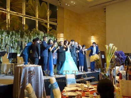 Huifang's Wedding at Westin Hotel