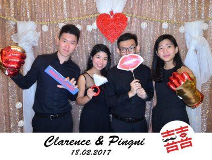 Clarence and Pingni's Wedding at Ritz Carlton