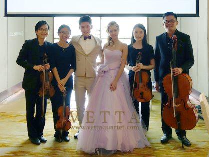 Sarah's Wedding at the Marriott Singapore Tang Plaza