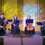 String Quartet for Corporate Gala Dinner at Marina Bay Sands
