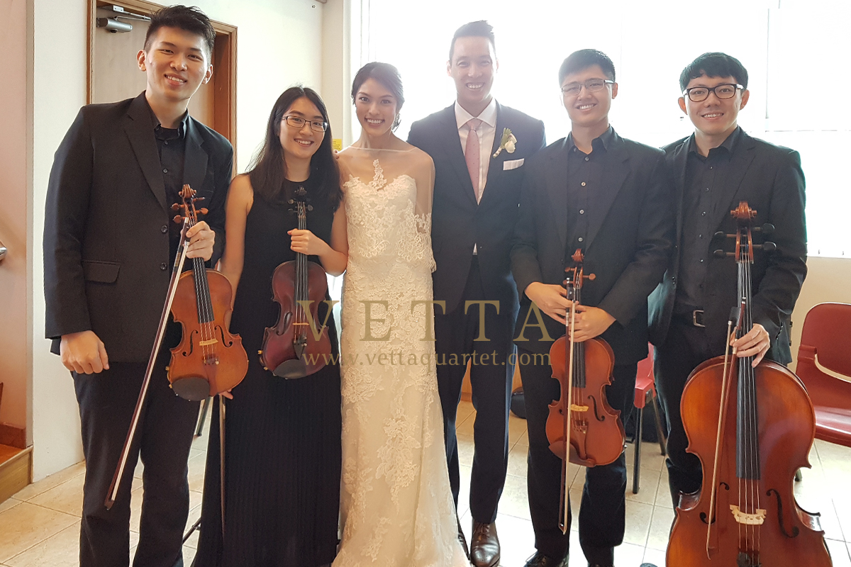 Bryan and Victoria's Wedding at Lutheran Church of Our Redeemer