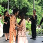 String Quartet for Pranay's Proposal at Botanic Gardens