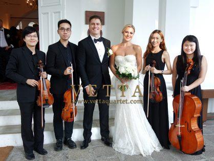 Alison's Wedding at Armenian Church