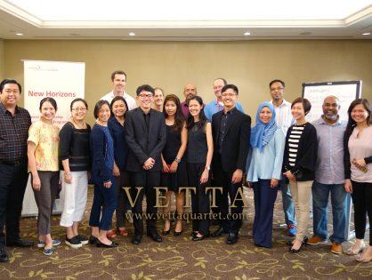 Leadership Training Programme at Hotel Jen Tanglin