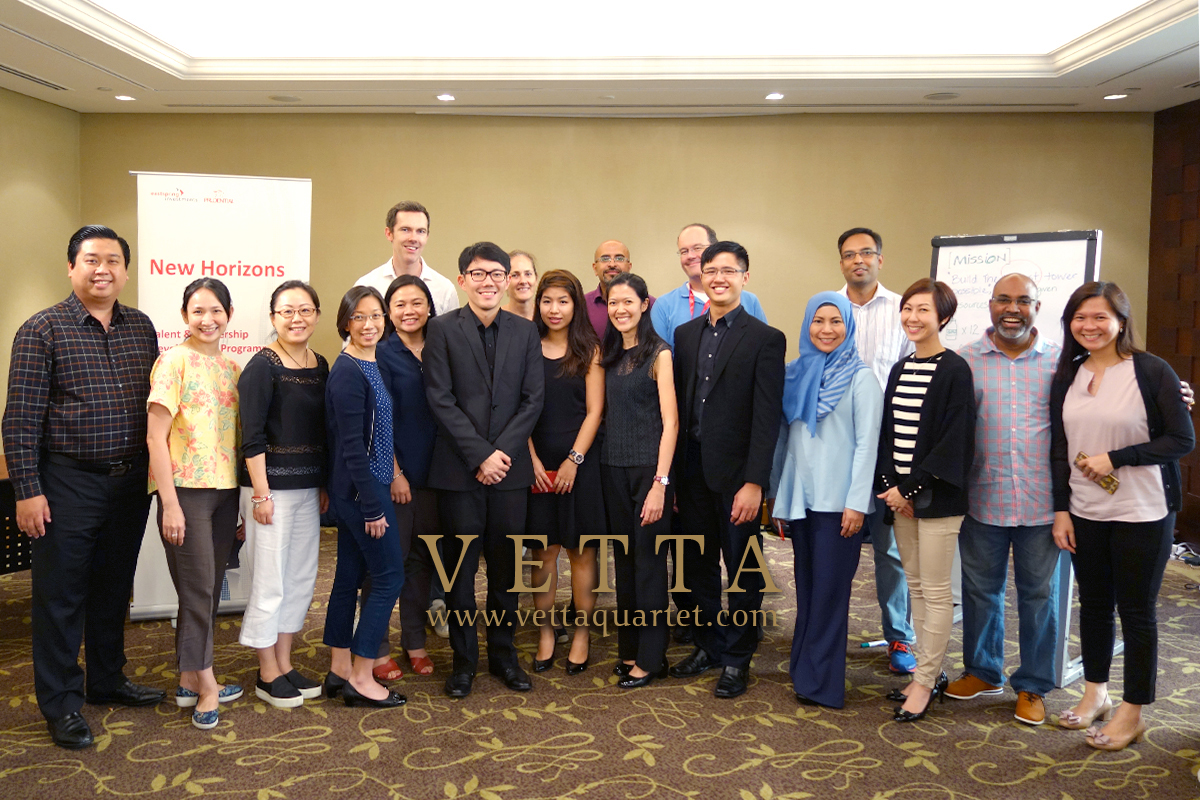 Leadership Training Programme at Hotel Jen Tanglin