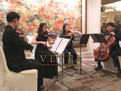 Mabel and Zhexian's Wedding at St Regis Hotel