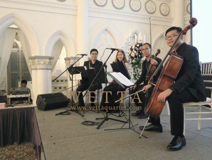 Meiyang's Wedding at CHIJMES
