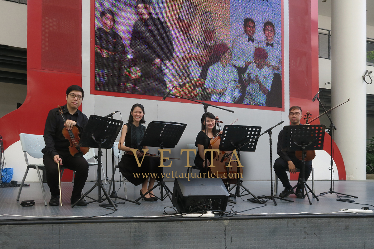 Educational Outreach at ITE College West (High Notes)