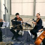 String Quartet for Corporate Event at Shangri-La