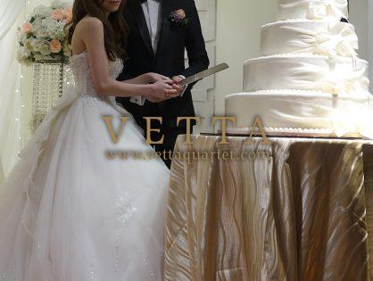 Wen Quan's Wedding at Marina Mandarin