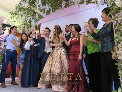 Joon and Amanda's Wedding at Regent Hotel
