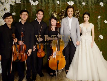 Ronald and Miao's Wedding at Grand Hyatt