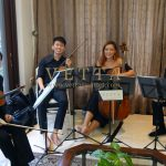 String Quartet for Private Home Christmas Celebration