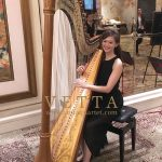Harp Solo for Corporate Cocktail Reception at St Regis