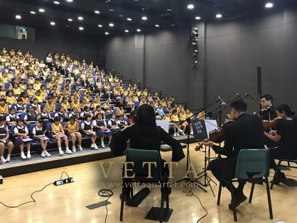 Educational Outreach at Paya Lebar Methodist Girls Primary