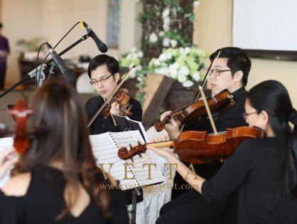 Zong Yi's Wedding at Shangri-La Rasa Sentosa