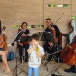 String Quartet for Private Birthday Celebration