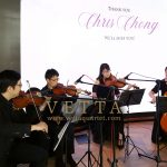 String Quartet for Corporate Farewell Event at ION Sky