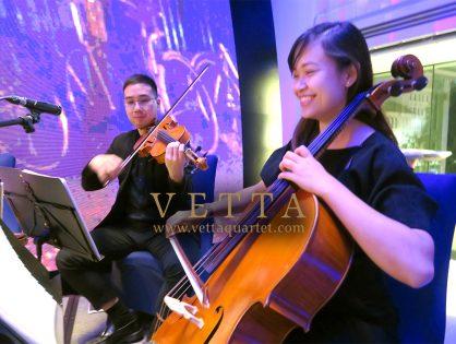 Yuxi and Elton's Wedding at JW Mariott Singapore South Beach
