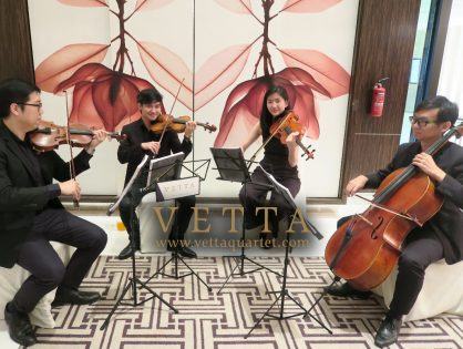 Xin Wei's Wedding at The Westin